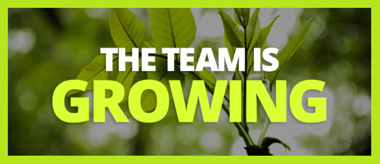 Team Optimum RTS is growing!  Please join us in welcoming Kazi and Lindsey to our team!!!